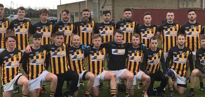 Naomh Mearnóg Senior team