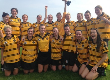 Our girls claim the camogie summer cup