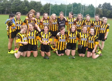 A great weekend for the girls football teams