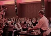 Charity Christmas Cookery Demo
