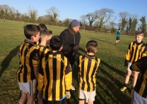 Feb 28th Under 11,12 & 13 Match Report