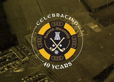 Naomh Mearnóg 40th Anniversary