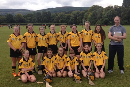 Camogie girls march on in Championships!