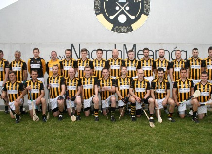 Hurlers all set for their championship final