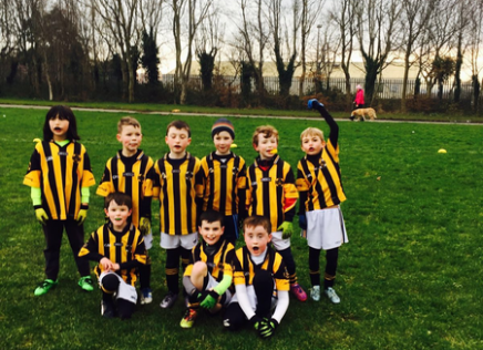 An Inter-County Clash for the U8s