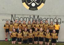 U14 girls show fierce determination to beat Raheny in Féile final!