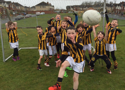 The U8s and U15s were in Flying Form at the Weekend