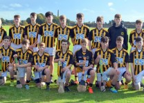 U15 Hurlers B Shield Winners