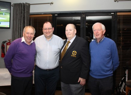 Newly Appointed President – Patsy Haran