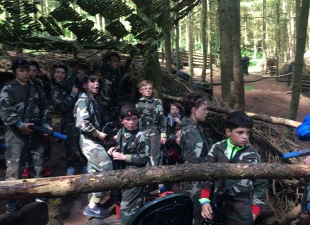 A Blitz with an adventure all in a weekend's work for our super U-12s!