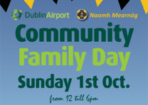 Naomh Mearnóg Community Family Fun Day – Sun 1st Oct