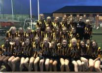 Under 14 girls win Championship!!!