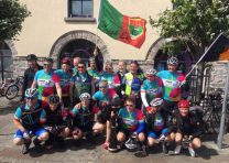 Jack O'Donnell charity cycle – Please support
