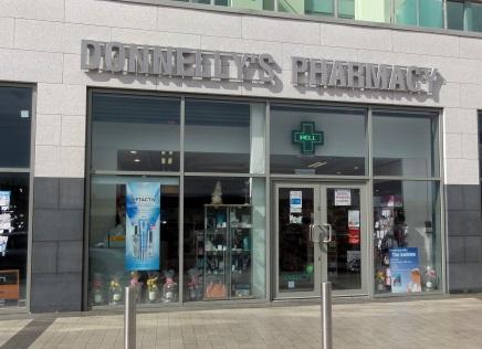Donnellys Shop front