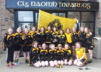 Girls win the Feile!