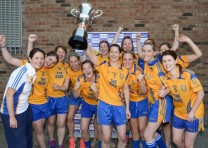 Naomh Mearnóg all set for the Ladies 7-a-side