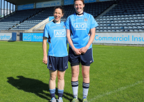 Best of luck to Cliodhna, Denise and Maeve this Sunday!
