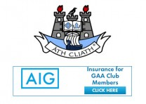 AIG insurance offer for GAA club members