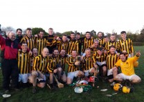 Junior hurlers crowned league champs