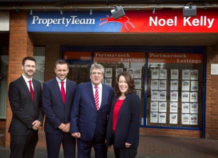 Noel Kelly team