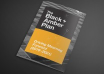 Black + Amber plan update