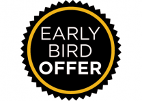 "10% ""Early Bird"" membership offer"