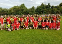 U14 AND MINOR GIRLS GO NORTH!!