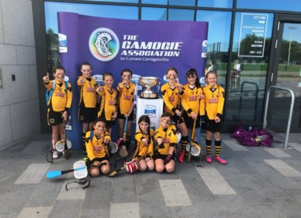 Girls Camogie U-11