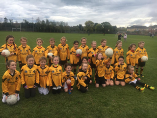 Girls Camogie U-9