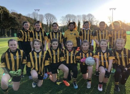 Girls Football U-13