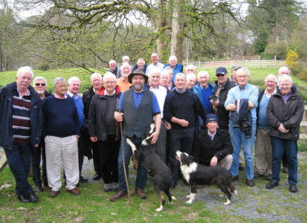 Portmarnock Senior Men on Tour