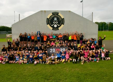 Women in Sport at Naomh Mearnóg – a Roaring Success