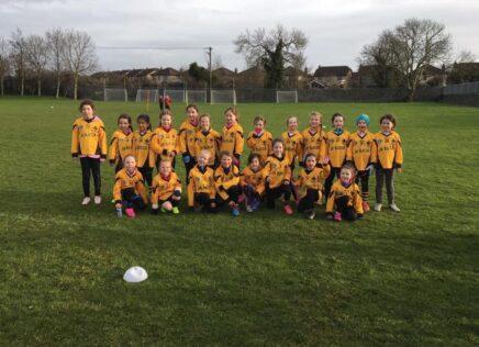 Girls Football U8