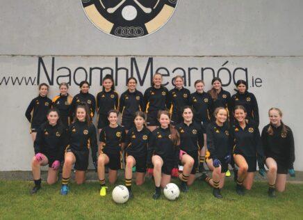 Girls Football U-14