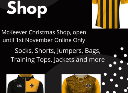 Naomh Mearnog Christmas Shop
