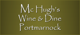 McHughs Wine and DIne Portmarnock